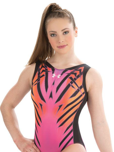 Under Armour UA ArmourFuse Radiate Leotard New. Size Adult  Small AS.