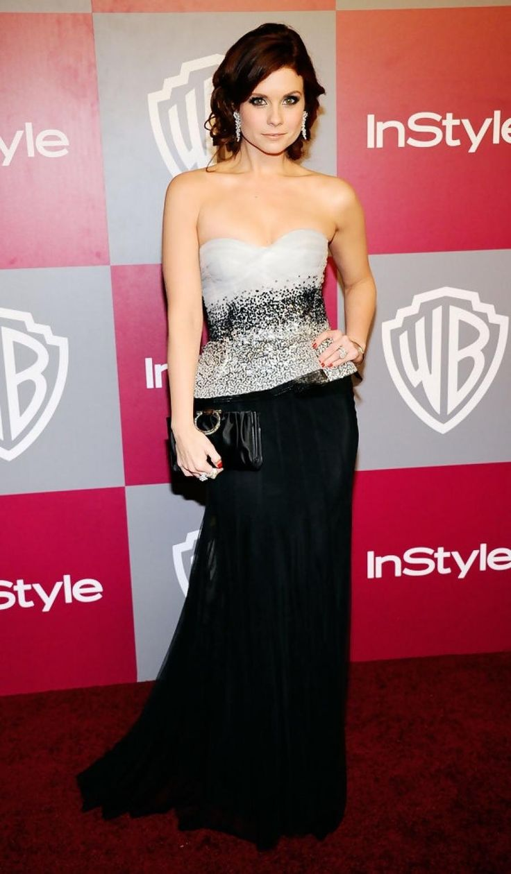 JoAnna Garcia - 2011 InStyle Golden Globes Party