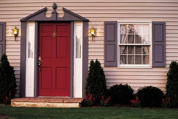 Best 25 Colored Front Doors Ideas On Pinterest Exterior