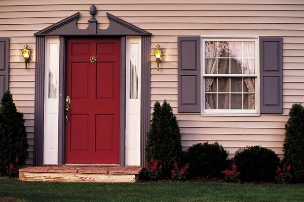 Best 25 Colored Front Doors Ideas On Pinterest Exterior