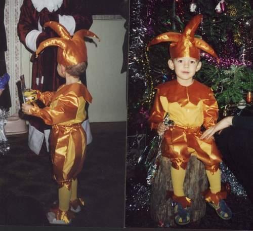 Старая бурда детские карнавальные костюмы