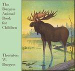 Burgess Animal Book -year 2
