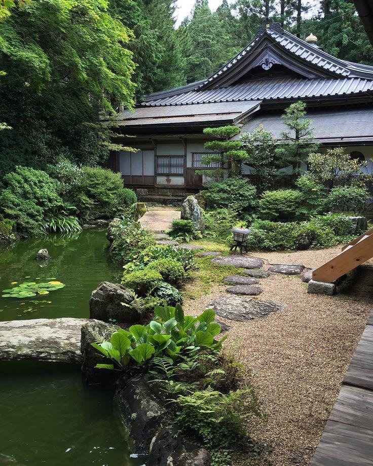 Feng Shui garden ... #JapaneseGarden #Garden Zen #Design