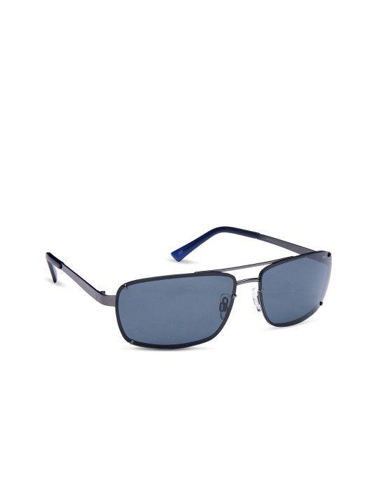 1eeedf0aa1902 INVU Men Rectangle Sunglasses -