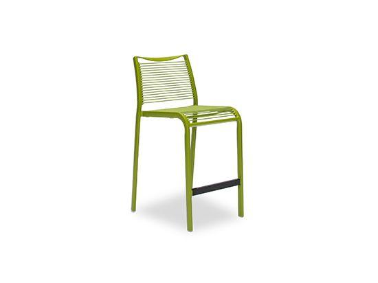 Dania - Outdoor Furniture - Alohaa Counter Stool - Gn