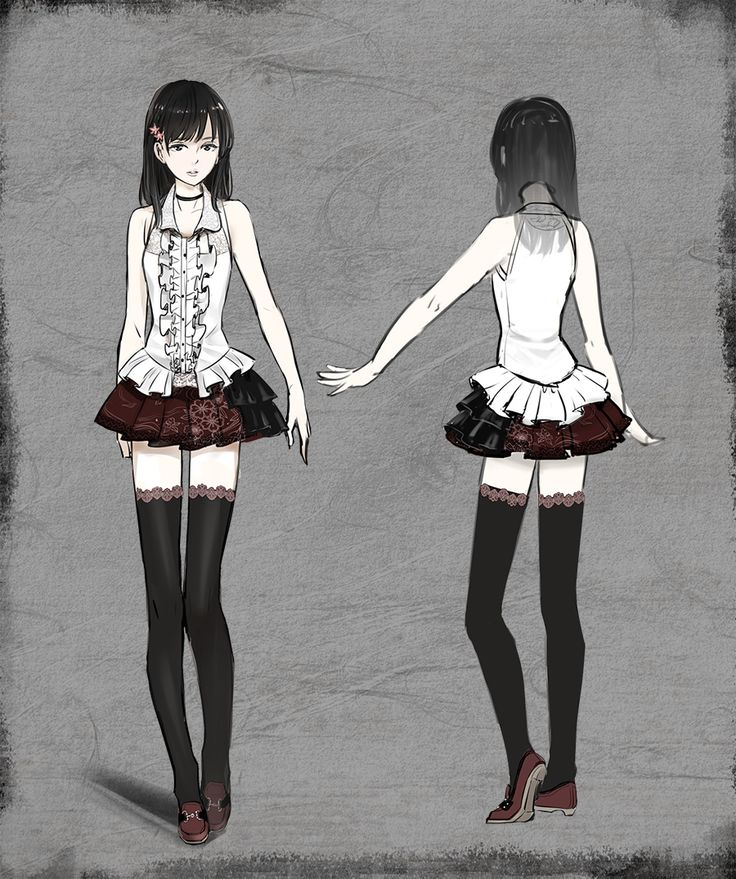Miu Hinasaki, Fatal Frame V: Maiden of Black Water. Quite possibly an incest baby. :S