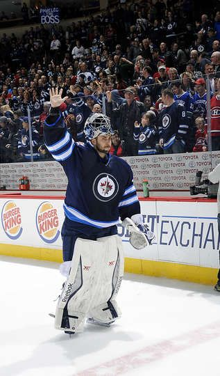 Jets vs. Canadiens - 26/03/2015 First star!
