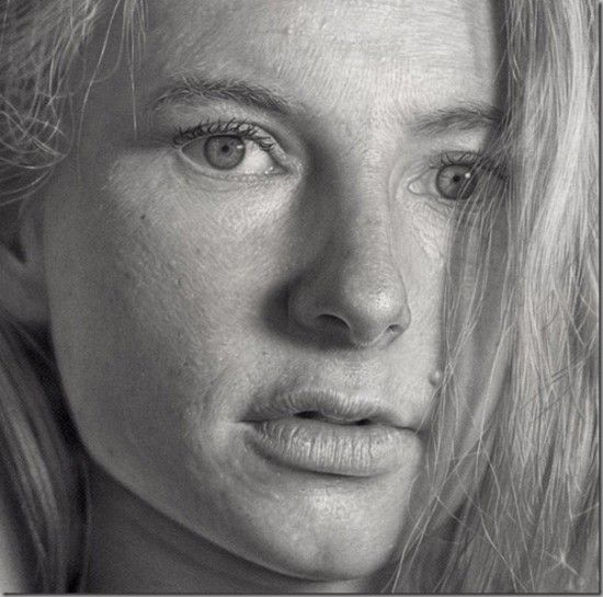 Dirk Dzimirsky's Photo-Realistic Drawings | Oddity Central - Collecting Oddities
