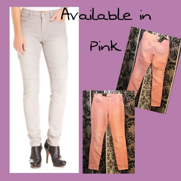 """NWT Ultra Skinny Sexy DKNY Jean NWTUltra Skinny Sexy DKNY Jeans. Size 6. Made in China. 99% cotton. 1% spandex. Machine wash. Tumble dry. New with tag retail price $89.50. Waist 29"""" Hips 36"""" Front Rise 8.75"""" Back Rise 12"""". Thigh 20"""". Inseam 30"""". Leg Opening 5.25"""" DKNY Jeans Skinny"""