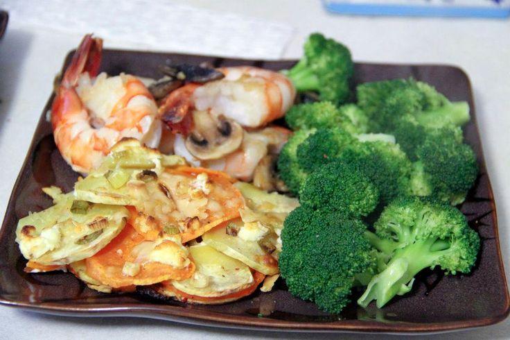 Sweet Potato Galette #glutenfree #thespicydiva #healthyeats #sides