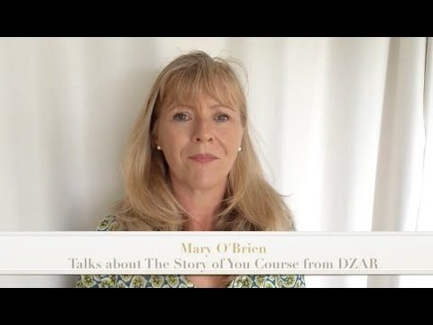 Mary shares DZAR's Story of You Course