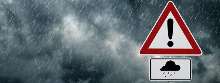 Severe thunderstorm warning issued for parts of NSW