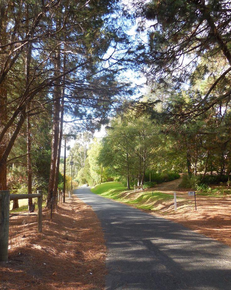 Burdetts Road, Basket Range, Adelaide Hills
