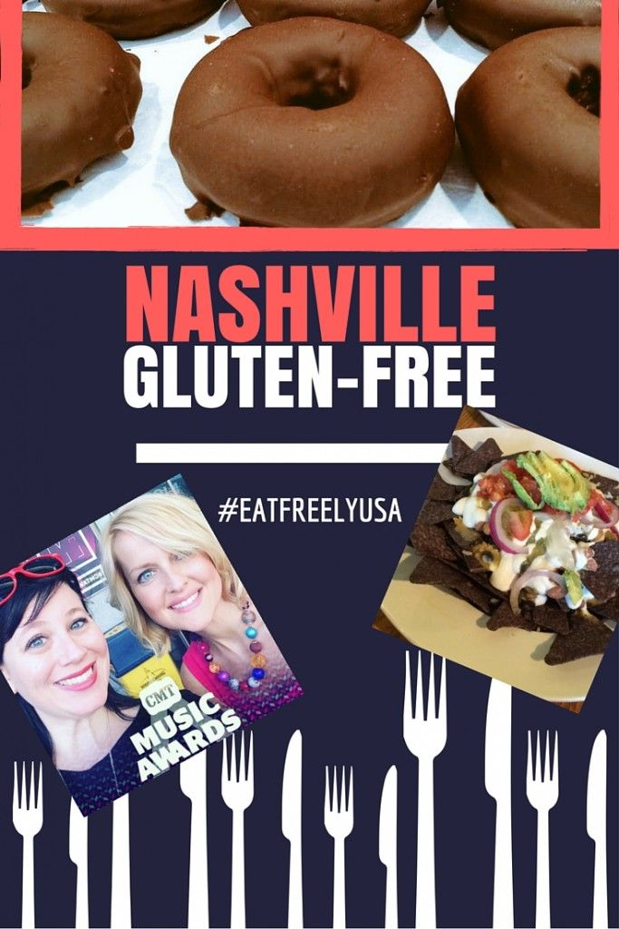 Check out all the great gluten-free places we found in Nashville on the #EatFreelyUSA tour sponsored by Enjoy Life Foods