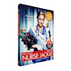 YOUR FAVORITE DVD BOX SET ONLINE: Hot Nurse Jackie Season 5 Watching Comments