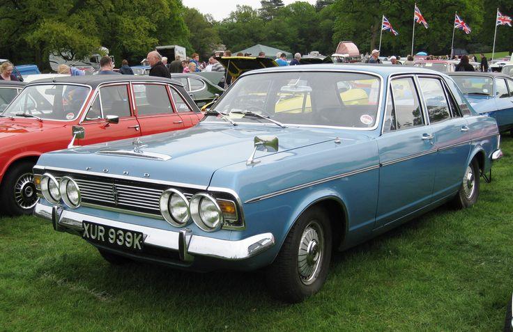 Ford MK1V Zodiac