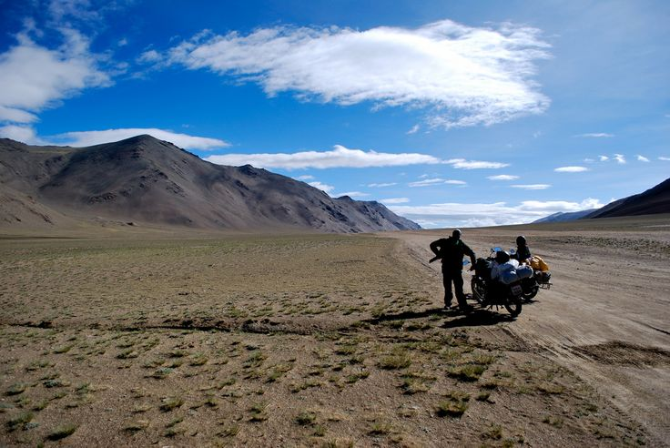 motorcycle trip in india