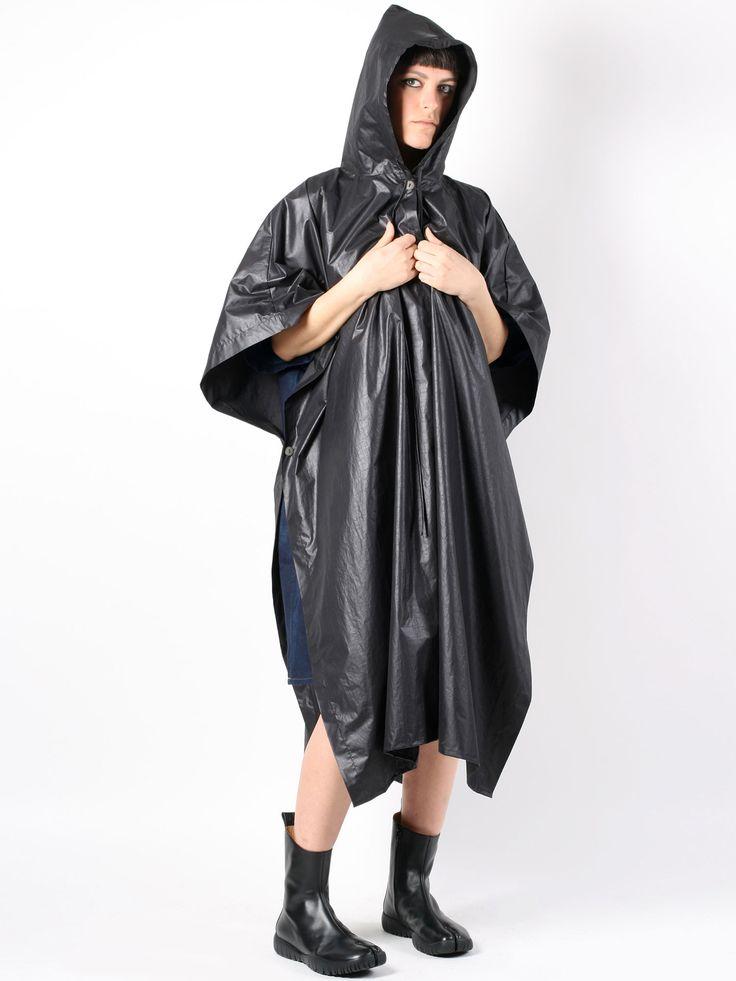 Serien°umerica raincoat