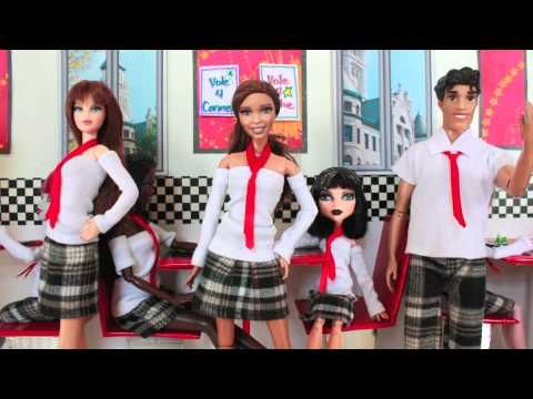 How to Make Doll School Uniforms
