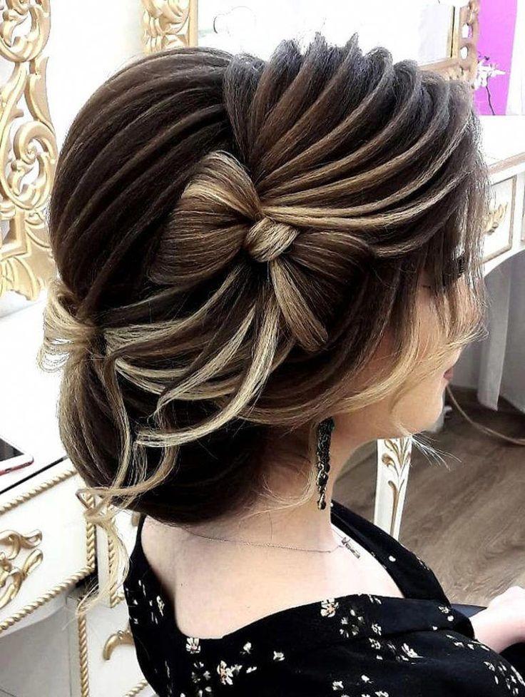 Trending Hairstyles 2019 - Long Hairstyles Art - EveSteps #longhairstylesupdo