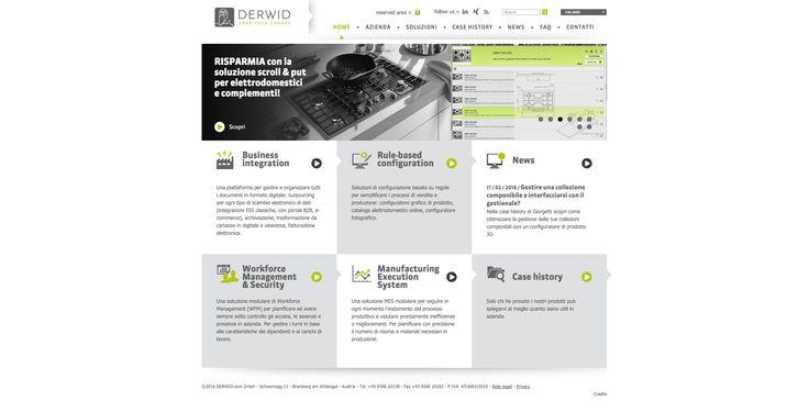 website copy   customer: derwid