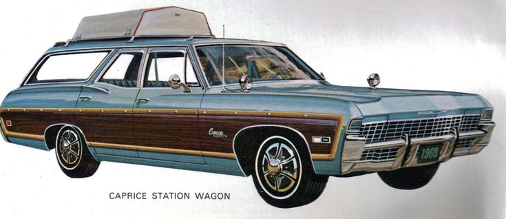 https://flic.kr/p/8a5bT9 | 1968 Chevrolet Caprice Station Wagon