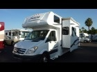 Check out this 2013 FOREST RIVER SOLERA MBZ V6 DIESEL 24SLED listing in San Diego, CA 92111 on RVTrader.com. This Class C listing was last updated on 24-Mar-2013. It is a  Class C has a |Horsepower| MERCEDES BENZ DIESEL V6 engine and is for sale at $79998.