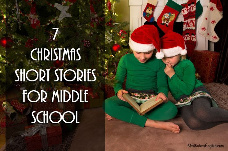 Middle school students are straddling the world between childhood excitement during the Christmas season and adult disinterest. Regardless of the mood they're in, students should love the following...