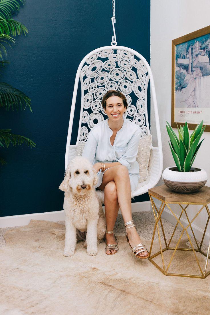 Decorist Designs a Bohemian Bedroom for Alexandra Evjen | Rue