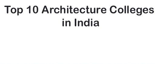 The Queen of the Deccan has become a centre for higher education and is known for its top engineering and B-schools. However, Pune is turning out to be a hub for another discipline thats gaining in popularity: Architecture.
