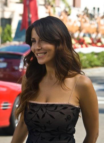 Sabrina Ferilli in Natale a Beverly Hills