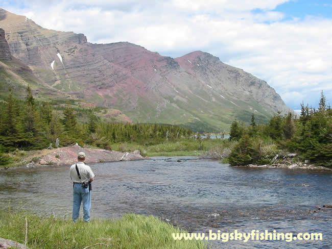 50 best images on pinterest fishing fly fishing for Fly fishing glacier national park