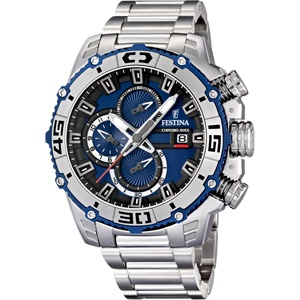 Montre Festina F16599-2 modèle chrono bike 2012 Tour de France