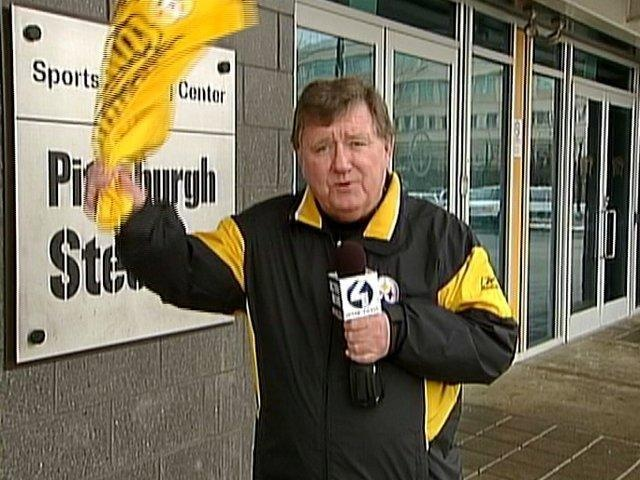 Bill Hillgrove - The Voice of the Pittsburgh Steelers Radio