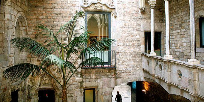 Βαρκελώνη: Μεσόγειος α λα καταλανικά Tο μουσείο Picasso