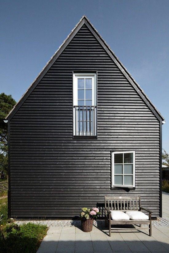 black house sweden
