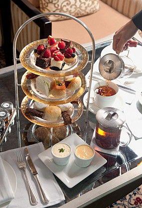 ✿⊱╮Park Hyatt Hotel Tea~Time, Dubai