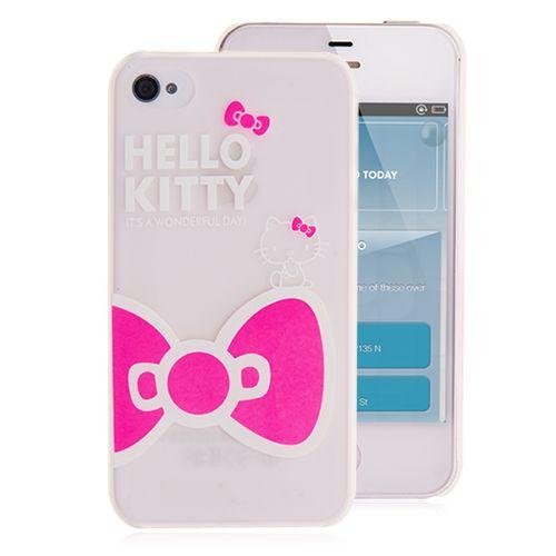 Hello Kitty Fluorescent iPhone 4 4S Case #hellokitty #iphonecase #iphone4 #apple #cellz
