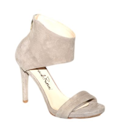 #Sandalo con fascia in caviglia in camoscio beige di #EmanuelaPasseri   http://www.tentazioneshop.it/cerca?controller=searchorderby=positionorderway=descsearch_query=4030submit_search=OK
