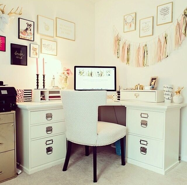 craft room ideas bedford collection. Corner Desk For Smaller Bedroom Office Love This From Pottery Barn Craft Room Ideas Bedford Collection B