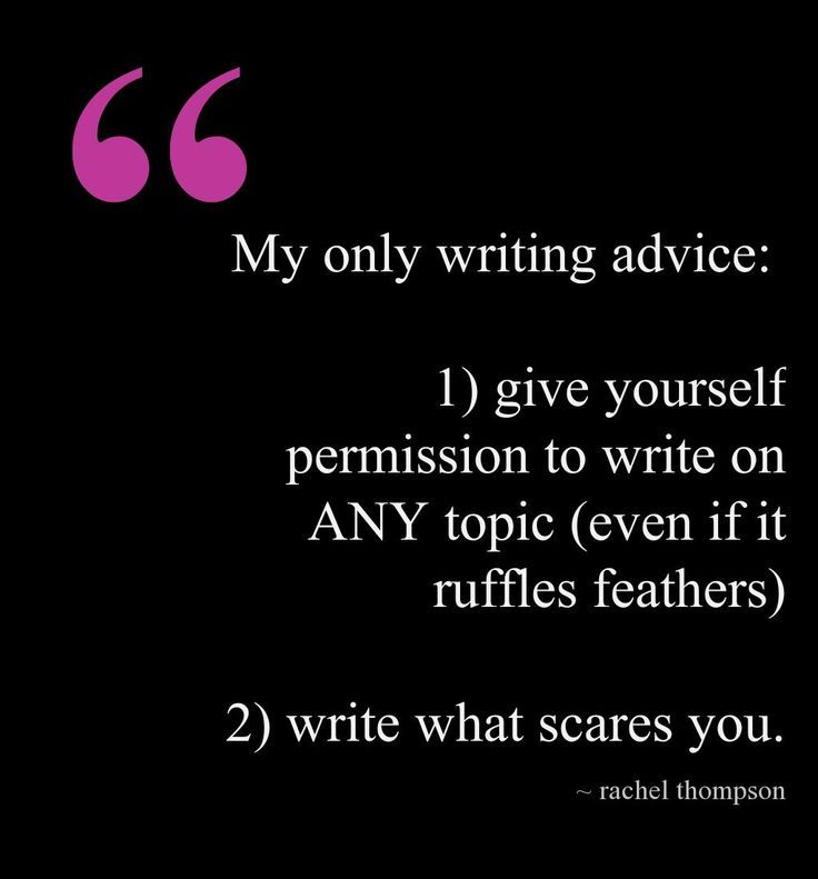 How to write good topic sentences