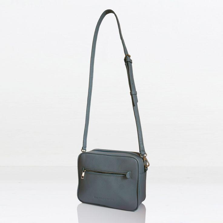 BOXY BAG BLUE JEANS