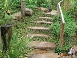Resultado de imagem para escadas rusticas  de pedras