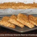 Peanut Butter and Honey Granola Bars - #butter #granola #honey #peanut - #new -