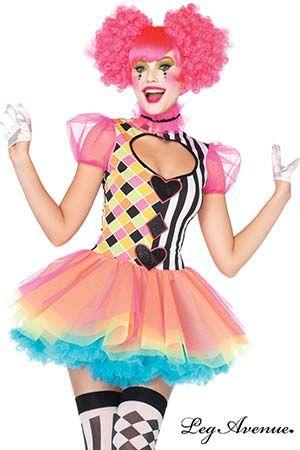 Costume Délicieuse Arlequine Leg Avenue #legavenue #costumes #déguisement #halloween