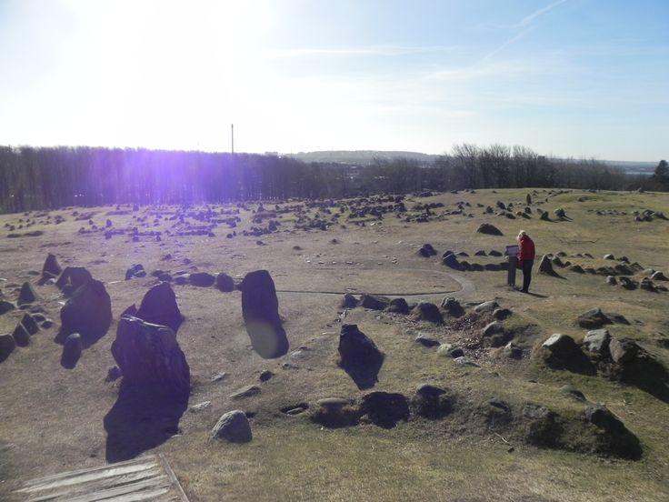 Viking Cimetery