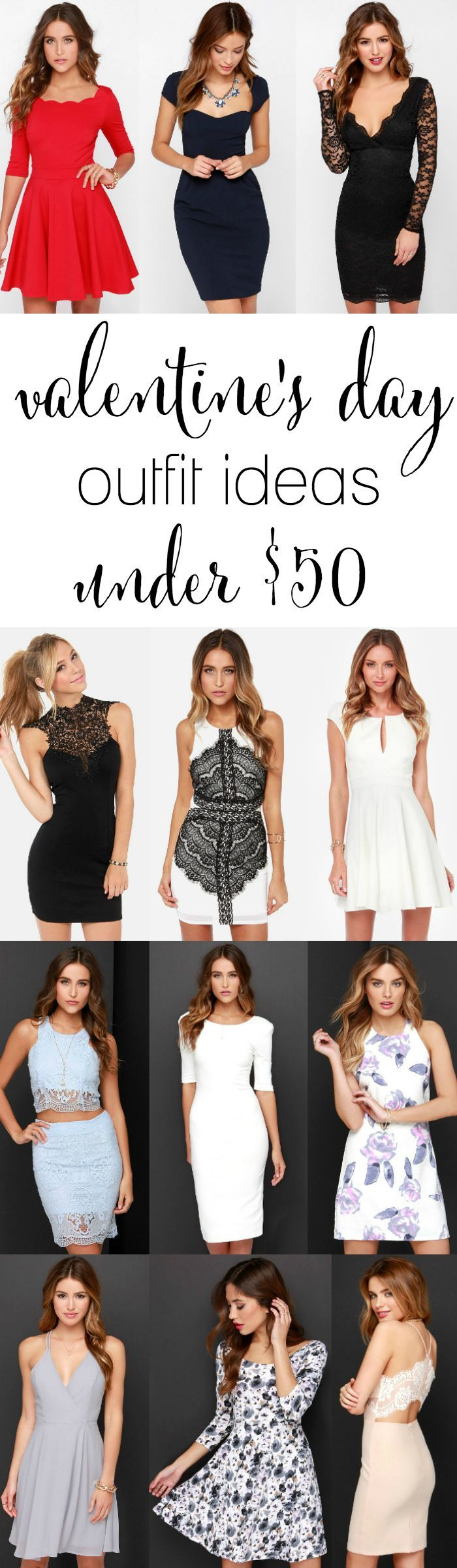 Looking for the perfect outfit for Valentine's Day? I've got you covered with 18 dresses under $50!