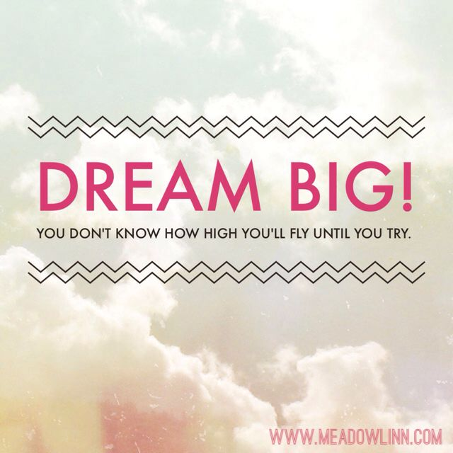 SAVOR THE DAY: Dream Big: Allow for the Limitless Possibility of Your Own Potential