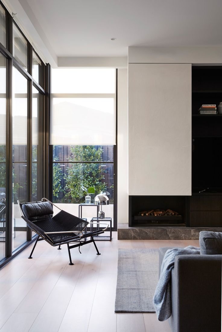 253 best fireplaces images on pinterest fireplace design modern