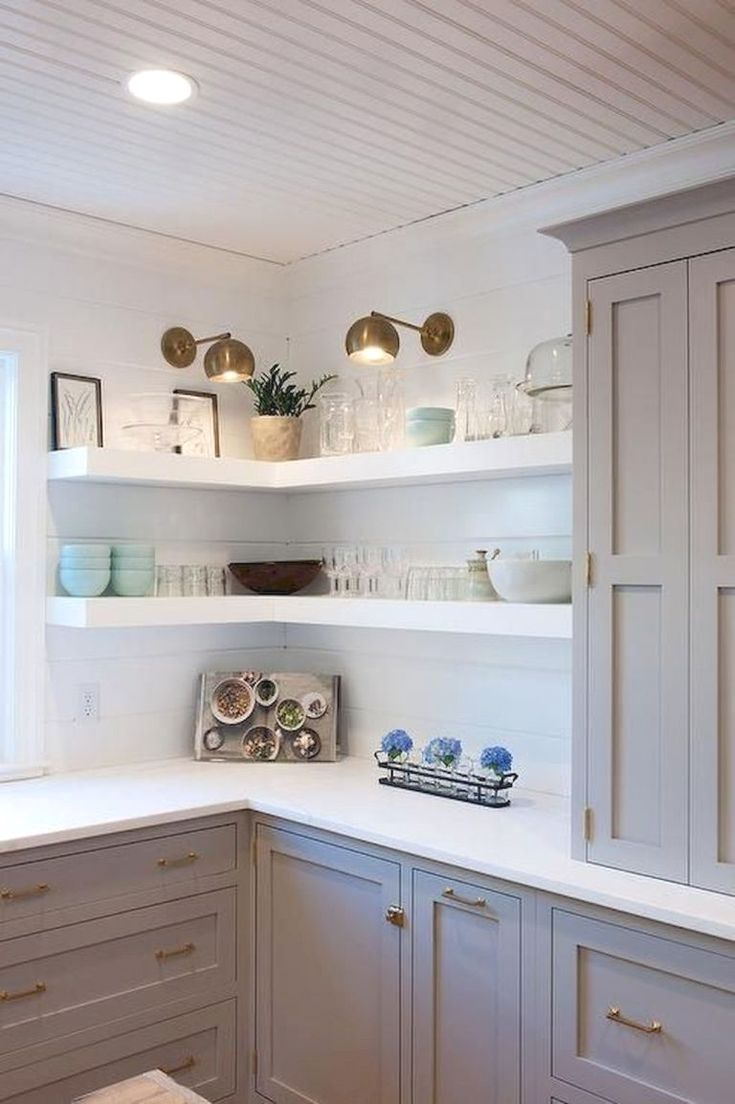 Kitchen Nook Cabinet Ideas And Pics Of Base Units Kitchen Cabinets Kitchencabinets Kitchenis Diy Kitchen Shelves Open Kitchen Shelves Kitchen Cabinet Design